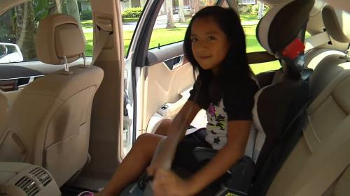 even older children can get locked in the car