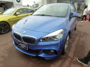 BMW sport model