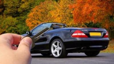 Mercedes Key